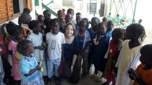 Sénégal – Lycée Saint Nicolas la Providence